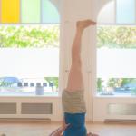 sarvangasana iyengar yoga